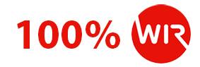 100% WIR aufs ganze Schlungsangebot
