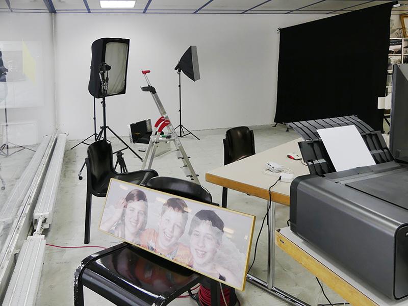 D Fotokurse in Winterthur Kunstschule CLRW