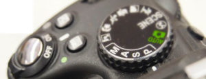 Funktionen und Einstellungen einer Kamera