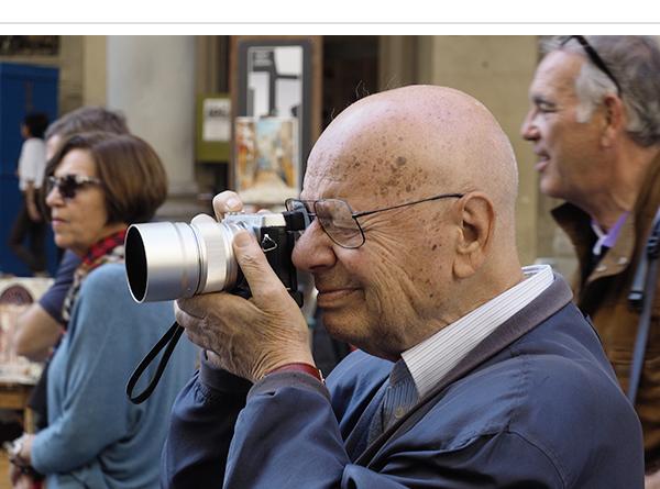 Schnappschuss trainieren im Fotokurs 'street photography'