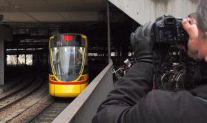 Fotoworkshop in Basel Thema Bewegung einfrieren