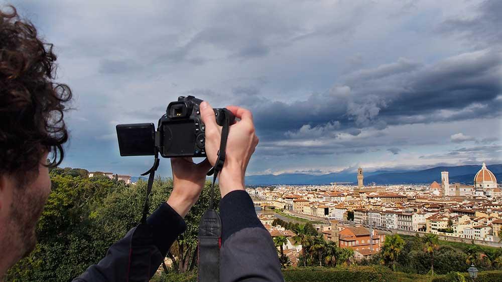 Florenz-Aussicht-ueber-Florenz