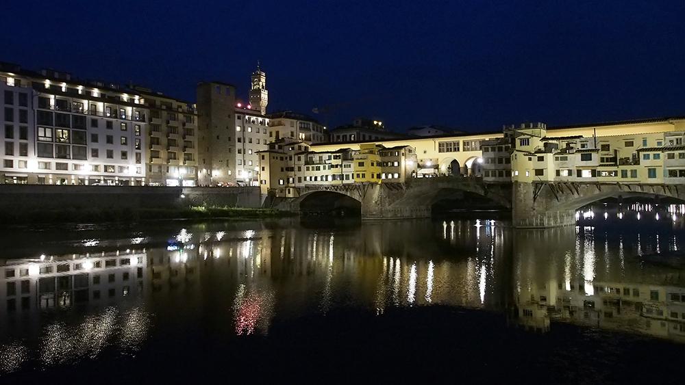 Florenz Langzeitbelichtung-city-lights-Florenz