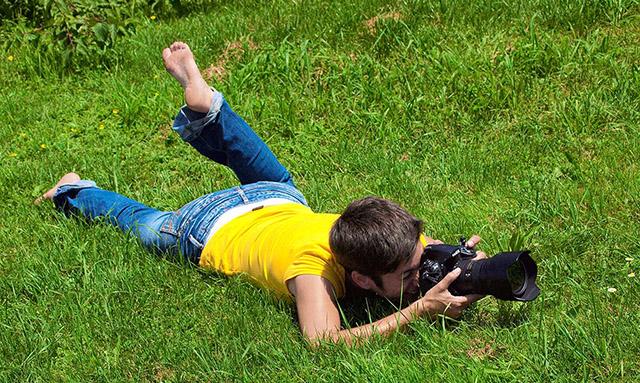 Action im Fotokurs