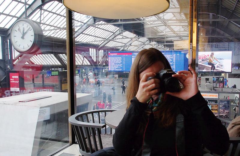 Fotokurs am Zürich-HB Fotoworkshop